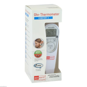 aponorm Fieberthermometer Ohr Comfort 4